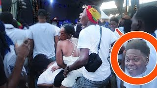 I whine on a Girl for the first time! (Xtreme White Grenada)