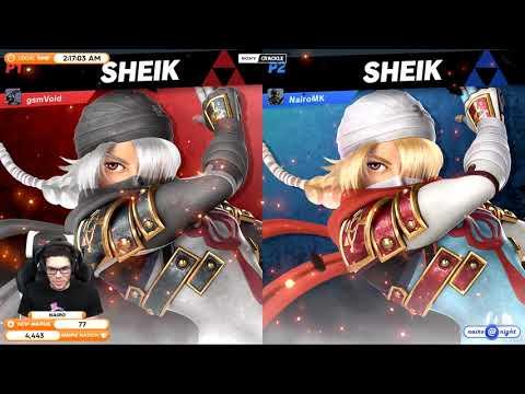 Xxx Mp4 Nairo Sheik Vs VoiD Daisy Sheik Nairo Has A Sheik Stream Highlights 3gp Sex