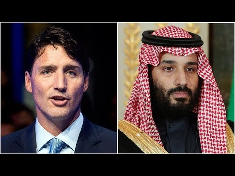 Xxx Mp4 Canada Appears To Stand Alone In Feud With Saudi Arabia 3gp Sex