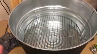 $40 DIY Firepit