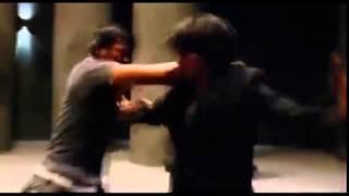 The protector  Bone breaking scene, Tony Jaa
