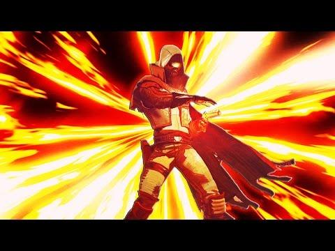Destiny 2 Strike Inverted Spire 25 Minutes of Exclusive Gunslinger Hunter Gameplay