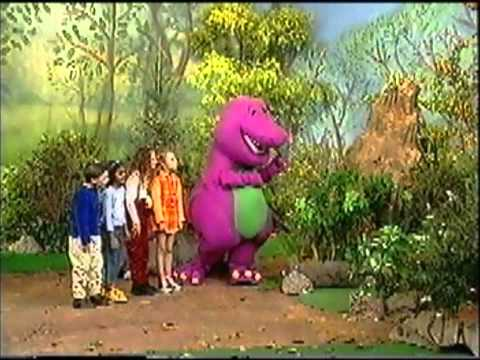 Barney Forest Sounds Hebrew