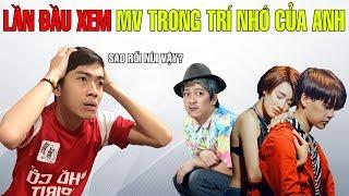 LẦN ĐẦU XEM MV TRONG TRÍ NHỚ CỦA ANH   CrisDevilGamer Reaction