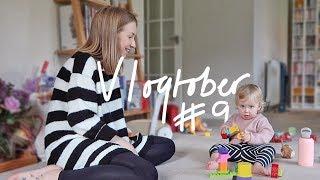 A LOVELY DAY (+ LUSH PAMPER PARTY)   VLOGTOBER   Rhiannon Ashlee Vlogs