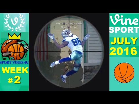 Best Sports Vines 2016 JULY Week 2