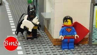 Lego Batman vs Superman Parody