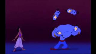 Disney Aladin . song . (friend like me)