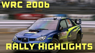 WRC 2006 MUSIC VIDEO - SONG: IN THE END