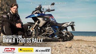 Bike Test BMW R 1200 GS Rally 2017