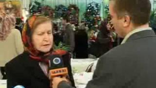 The Holiday Spirit in Iran , مسیحیان و آمادگی برای کریسمس در ایران