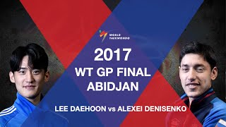 [Male -68kg]  Dae-Hoon LEE (KOR) vs Alexey DENISENKO (RUS)