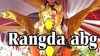 Rangda ABG Singa Dangdut PUTRA GENADES. Lokasi perhajatanya Bp A'ing / Ibu Neneng