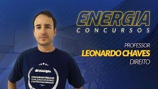 Comentários prova TCE/SC - Controle Externo - Profº Leonardo