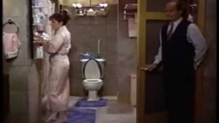 ENF - Frasier sees Daphne Naked