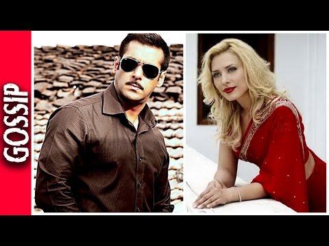 Salman And Lulia Spotted Holidaying In Dubai - Bollywood Latest News