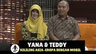 YANA & TEDDY, KELILING ASIA-EROPA DENGAN MOBIL | HITAM PUTIH (10/01/18) 1-4
