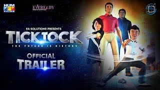 Tick Tock: The Future is History   Animated Movie   Official Trailer (2018)
