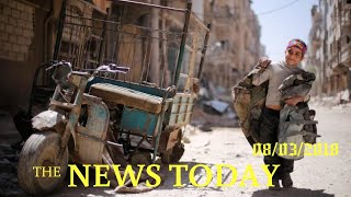 Exclusive: Despite Tensions, Russia Seeks U.S. Help To Rebuild Syria | News Today | 08/03/2018 ...