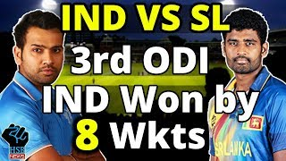 Live match:India vs Sri Lanka 3rd ODI,Visakhapatnam,#Live #indvssl 3rd odi live:IND-165/2