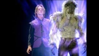 Power Rangers Jungle Fury - True Friends, True Spirits - RJ vs the Wolf (Episode 18)