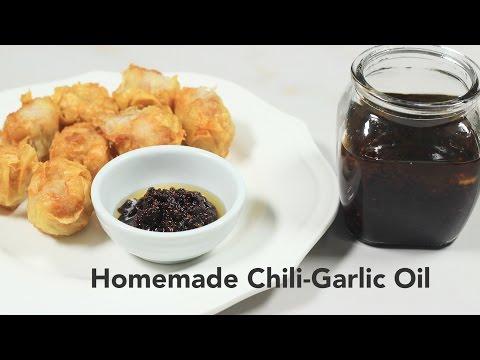 Xxx Mp4 Homemade Chili Garlic Oil Recipe Yummy Ph 3gp Sex