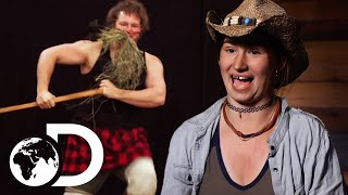 The Brown Family Put On A Talent Show! | Alaskan Bush People