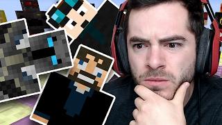 Minecraft: YOUTUBER INTRO CHALLENGE