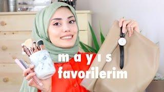 Mayıs Favorilerim : Kozmetik , Aksesuar , Şarkı