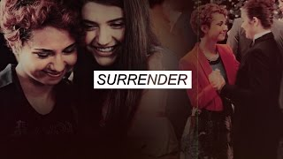 Surrender - {Zoë & Rasha}
