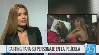 Entrevista para RCN Ariadna Gutierrez - XXX: The Return of Xander Cage