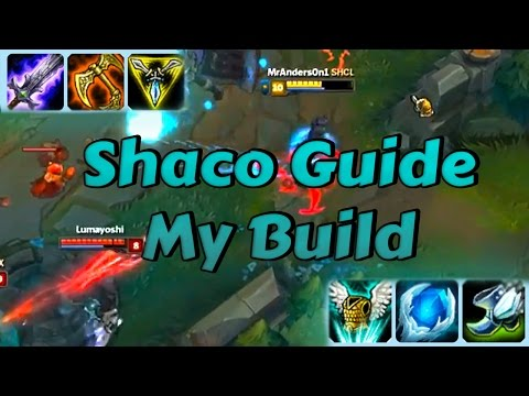 S7 Shaco Guide - My Build