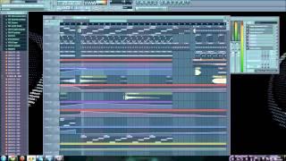 Afrojack feat Chris Brown -As Your Friend (FL Studio) + FLP