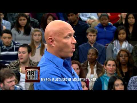 Xxx Mp4 Moment Of Truth Charles Results Are Read The Steve Wilkos Show 3gp Sex