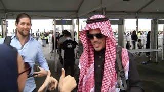 شاهد: سواح أجانب في السعودية وسباق للسيارات وحفلات موسيقية ونشاطات ترفيهية أخرى …