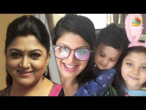 Xxx Mp4 Khushboo Explains Reports On Rambha Divorce Hot Tamil Cinema News 3gp Sex