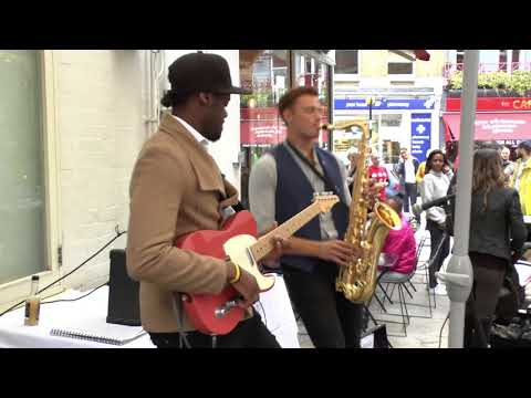 Xxx Mp4 TRIX ON SAX Sax Vs Guitar Battle Superstition 3gp Sex