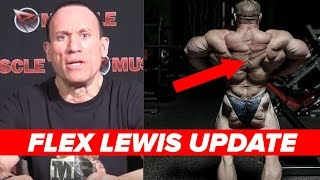 FLEX LEWIS INSANE PHOTO UPDATE!