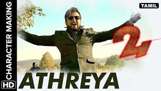 Athreya Character Making | 24 Tamil Movie | Suriya