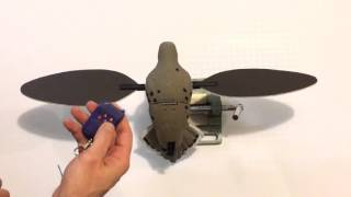 DIY remote control with decoy timer for Mojo voodoo dove, duck and any motorized decoys.