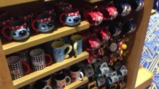 Disney Magic Cruise Line Mickey's Mainsail merchandise shop September 2016