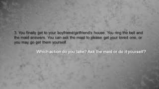 Psychological test - Relationship test