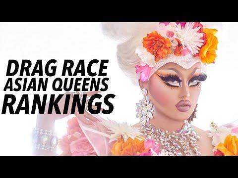 Xxx Mp4 DRAG RACE Asian Queens Ranking 3gp Sex
