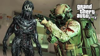 GTA 5 Zombie Apocalypse Mod #20 - ZOMBIE BOSS!! (GTA 5 Mods)