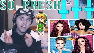 LITTLE MIX - CHANGE YOUR LIFE (DNA) (REACTION)