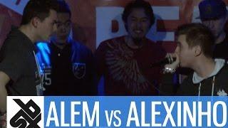 ALEM (FRA) vs ALEXINHO  (FRA) | GBBB