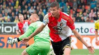 Top 10 Goals | Feyenoord Rotterdam | 2015/16
