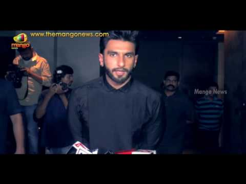 Xxx Mp4 Ranveer Singh Skips Question On Deepika Padukone The Return Of Xander Cage Trailer Mango News 3gp Sex