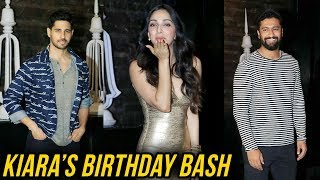 Kiara Advani Birthday Party, Sidharth Malhotra, Dino Morea And Other Celebs Attend