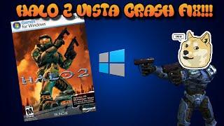 How To Fix Halo 2 Vista Start-up Crashing [Windows 10, 8, 7]